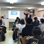 東京都杉並区の日本語学校で説明会 (4/23)