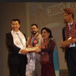 ネパール協会から感謝状をいただきました。(1/6)