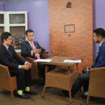 ネパール民主共和国の訪問が報道されました。