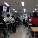 新宿で説明会開催(7/12)