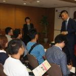 カンボジア大使館で説明会開催 (10/19)