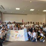 ネパールの奨学生と懇談会 & Visit Nepal 2020