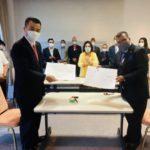 NRNAと協定書を締結しました。(7/31)