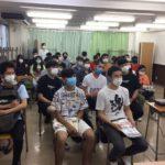 福岡県の日本語学校で奨学金セミナー (6/25)