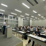 新宿区の専門学校で奨学金セミナー (7/14)